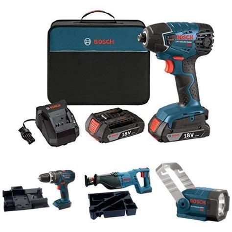 bosch 18v kits bosch 18v drill driver combo kit with flashlight