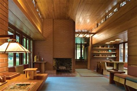 Seth Peterson Cottage Floor Plan frank lloyd wright s pope leighey house virginialiving com