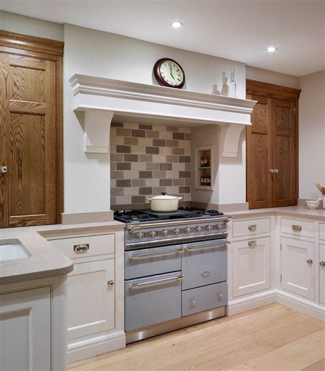 Small Simple Kitchen Design by Lacanche Range Cookers Humphrey Munson