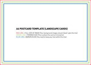 front and back postcard template templates for downloading printmaniac co uk