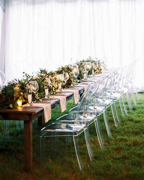 reception table and chairs 42 stunning banquet tables for your reception martha