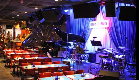 Floor Pl by Blue Note Jazz Club New York Blingby