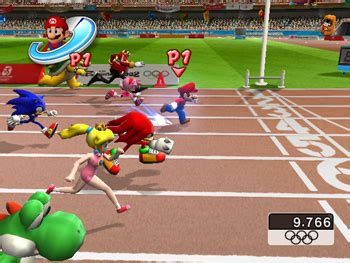 mario and sonic at the olympic games bloggers' preview
