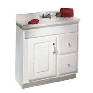 Custom 30 Inch Vanity Outdoor