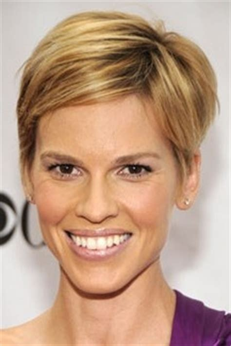 short hairstyles  oblong shape faces