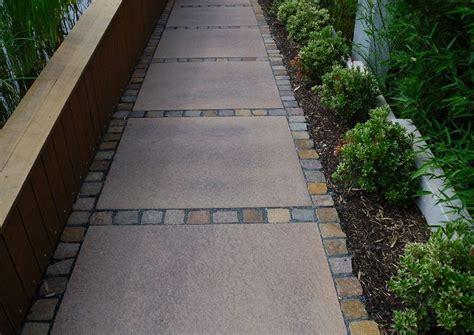 garten pflastersteine plattenbelag terrassenplatten und pflastersteine