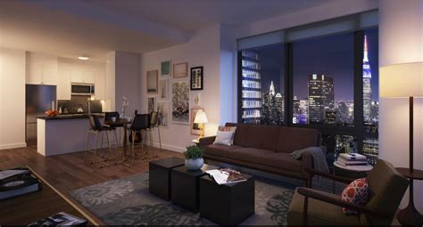 435 West 31st Street rentals   The Eugene   Apartments for