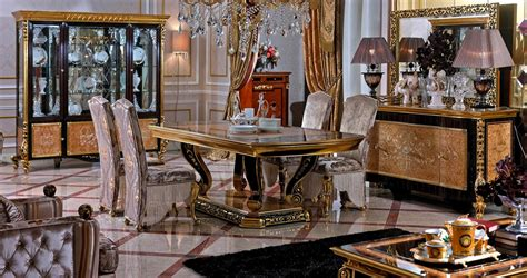 European Dining Room Furniture by European Style Luxury Furniture Furniture Design Blogmetro