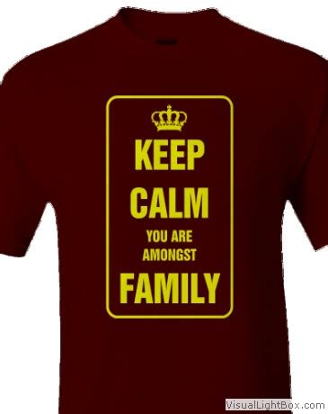design family gathering keep calmclick here to customize with your own textand