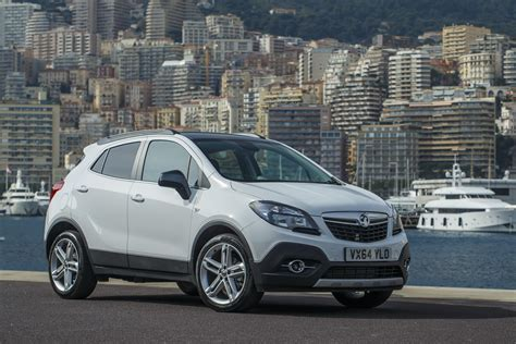 vauxhall mokka vauxhall s mokka gets a new 1 6l diesel and we ve driven