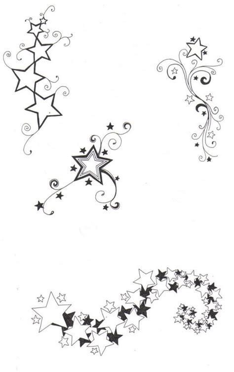 one piece tattoo vorlage online tattoo vorlage sterne mit schn 246 rkel und schweif