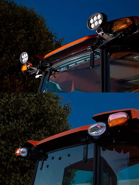 led replacement tractor lights off road led work light led driving light 6 quot oval 45w