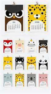 Kalender 2018 Perbulan Calendar Animals And Animals On