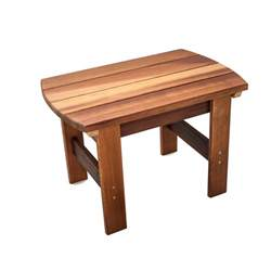 handcrafted adirondack cedar table amp adirondack cedar table kits