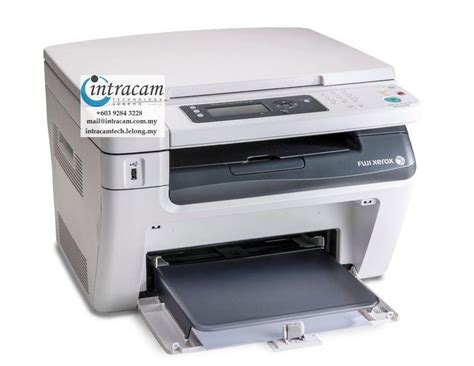 Printer Laser Fuji Xerox P205b driver printer fuji xerox docuprint p205b mautaf