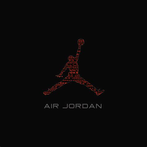 imagenes simbolo jordan freeios7 air jordan logo parallax hd iphone ipad wallpaper