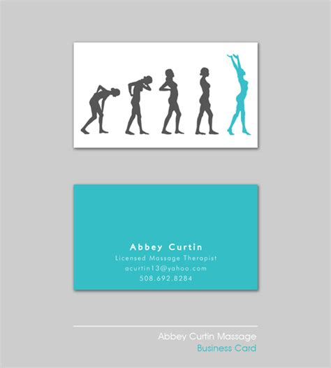 therapist business card templates therapist business card on behance