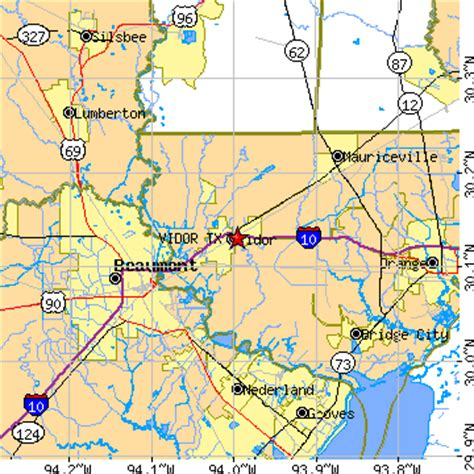 map of vidor texas vidor texas tx population data races housing economy