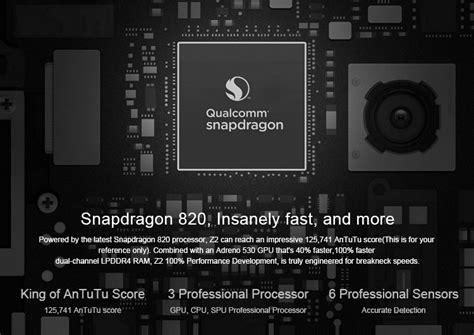 Lenovo Zuk Z2 4gb 64gb Black lenovo zuk z2 5 0 inch 4gb ram 64gb rom snapdragon 820 2