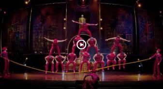 Cirque Du Soleil Dralion Fusion Of East West Cirque Du Soleil