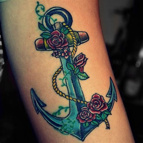 rose anchor tattoo meaning anchor meanings itattoodesigns
