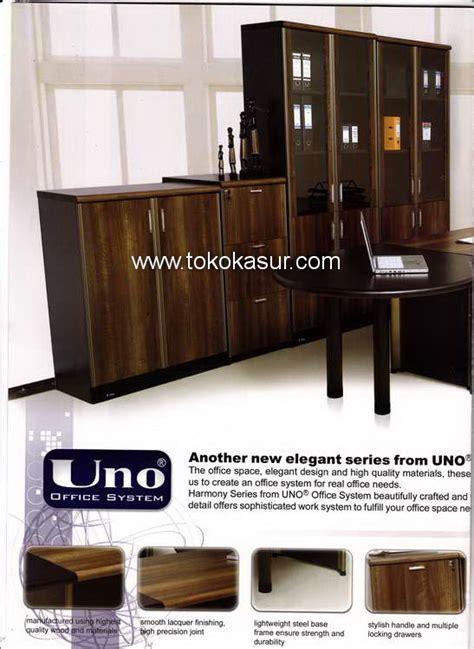 Filing Cabinet 4 Laci Uno Gold Ufl 4254 uno office furniture penyekat partisi kantor murah harga proyek