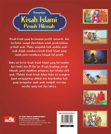 Buku Kumpulan Kisah jual buku kumpulan kisah islami penuh hikmah oleh endang