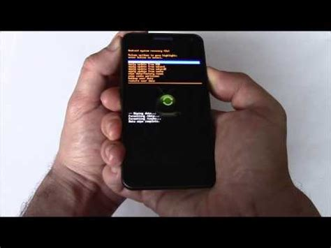 how to reset vivo smartphone how to hard reset a blu vivo 4 3 d910a smartphone youtube