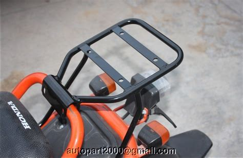 Honda Ruckus Luggage Rack by Honda Ruckus Scooter Zm2005 Nps 50 Luggage Rack Zoomer