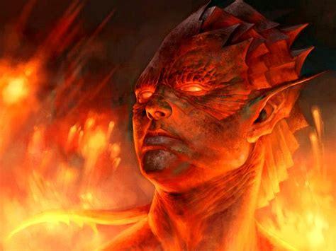 imagenes de hefesto dios del fuego elementales del fuego ares cronida