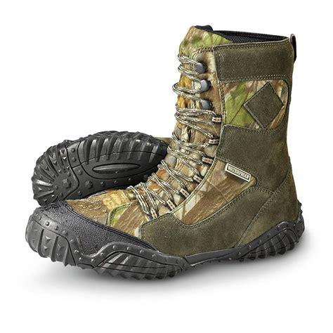 s guide gear 174 waterproof scentmask shadow sneaker