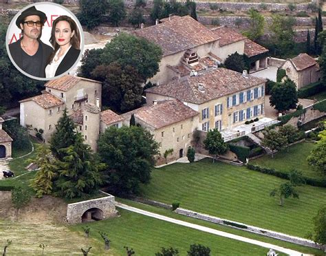 angelina jolie new home brad pitt and angelina jolie houses around the world