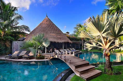 Bungalow Houses by Blue Karma Resort In Bali Blue Karma Resort