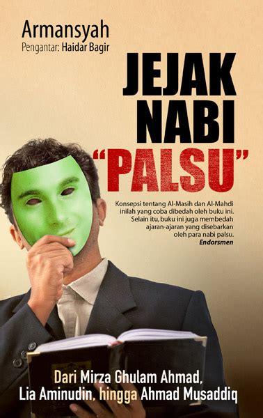film nabi palsu indonesia ashriyanti pns maluku mengaku nabi salam online