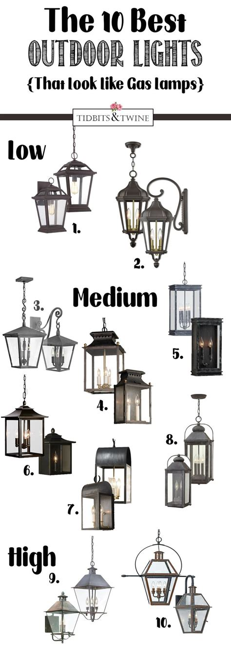 electric lights that look like gas lanterns best 25 gas lanterns ideas on brick pavers