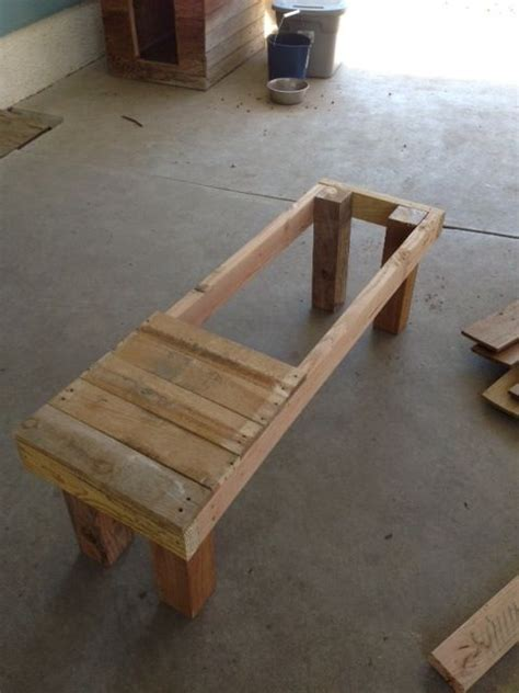 diy wood benches 17 best images about outdoor living area inspirations on