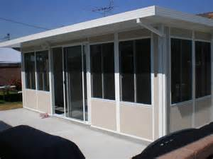 Enclosed Sunroom Enclosed Sunrooms Pacific Patios