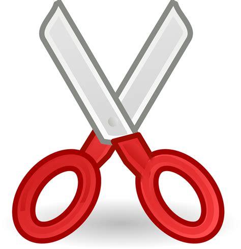 free scissors clip