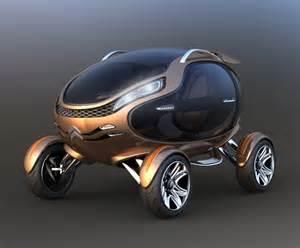 Do Electric Cars Future Citro 235 N Eggo Um Carro Conceito Em Forma De Ovo Para As