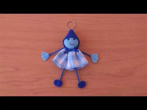 cara membuat gantungan kunci yg unik cara membuat gantungan kunci cantik dan unik youtube