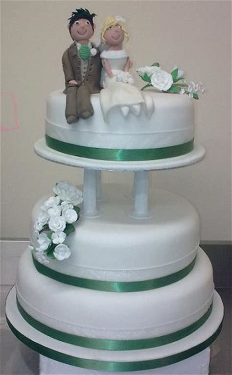 Simple But 3 Tier Wedding Cake For And Simple 3 Tier Gt Wedding Cakes Gt Shop By Occasion Gt