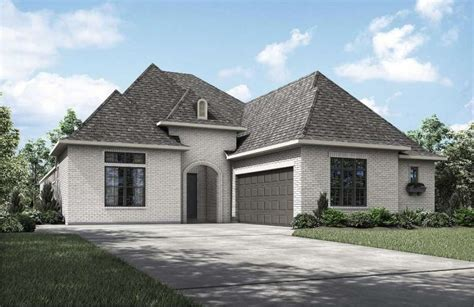 drees custom homes targets empty nesters in new conroe