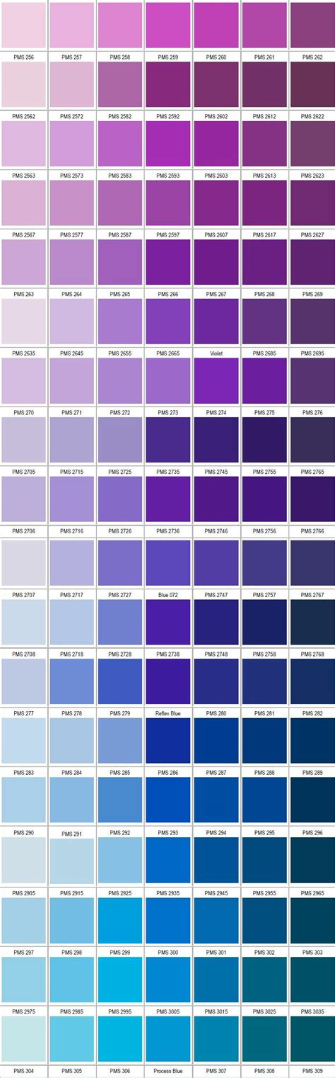 bluish purple color pantone violet blue colors color color schemes