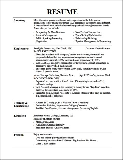 template of resume for exles of resumes resume social work