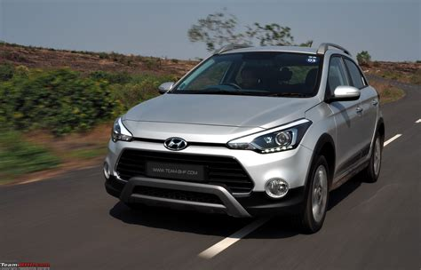 Hyundai i20 Active: A Close Look   Team BHP