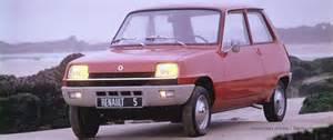 R5 Renault Renault 5 Tout Sur La R5 De 1972 A 1984 Alpine Et Turbo
