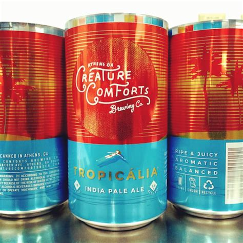 creature comforts beer 40 of the best beer can designs design galleries