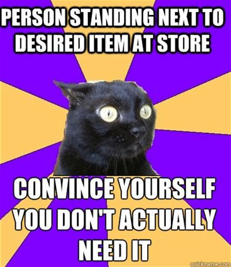 Anxiety Cat Memes - 46 best being an only child perks woes images on