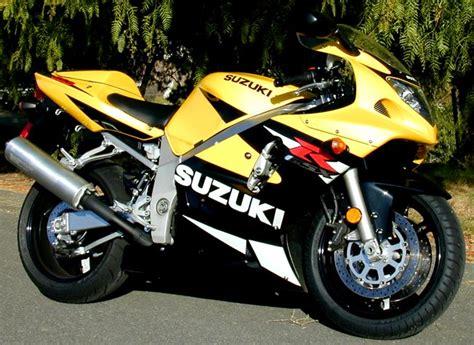 Suzuki Gsxr 600 Mileage 2001 Suzuki Gsxr 600 Mpg