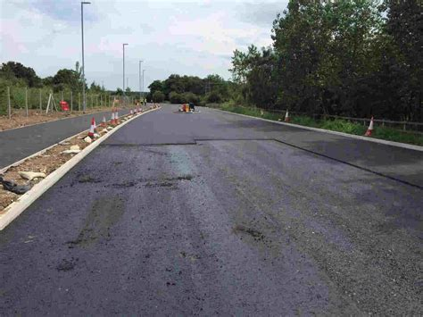 section 51 road traffic act stem major section 278 civil engineering bedfordshire